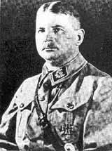 Эрнст Рем - глава СА (штурмовых отрядов)