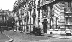 Дом в Париже, где жили Ленин с Крупской в 1909-1912 годах