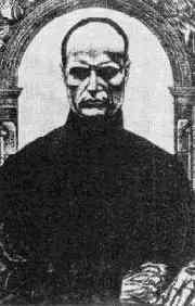 Патриотический плакат с изображением Муссолини