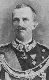 Король Италии Виктор-Эммануил III