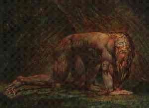 Навуходоносор (картина Вильяма Блейка)