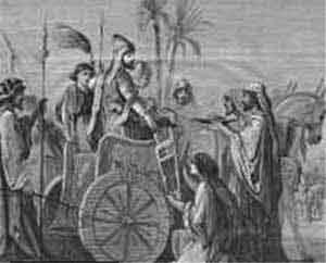 Навуходоносор в походе