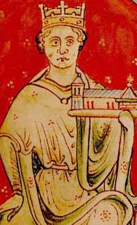 Младший брат Ричарда Джон, будущий король Англии Иоанн Безземельный