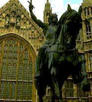 Памятник Ричарду I