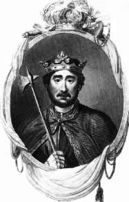 Английский король Ричард I (Львиное Сердце)