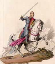 Ричард I в атаке