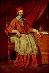 Красный кардинал Ришелье