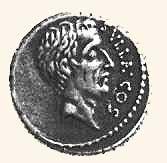 Монета с изображением Суллы