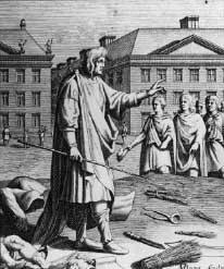 Луций Корнелий Сулла во время проскрипций